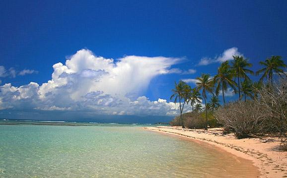 Отдыху туристов на Карибах ничто не сможет помешать
