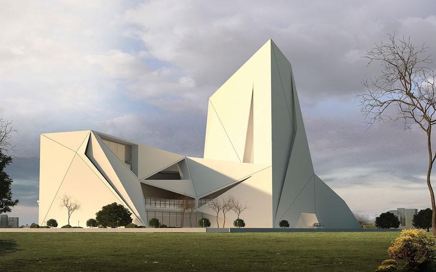 Отель будущего в Индии