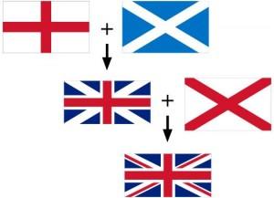 Объединенное Королевство - как четыре нации стали одной